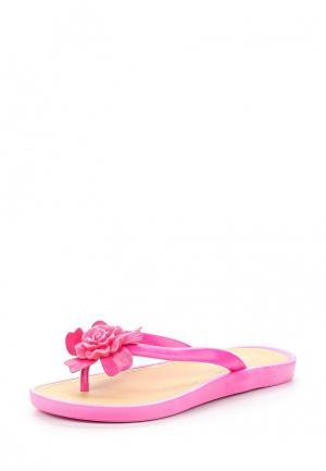 Шлепанцы Malien. Цвет: розовый