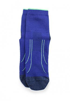 Комплект носков 2 пары Puma. Цвет: синий