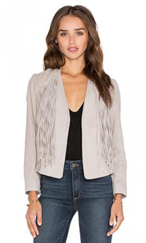 Куртка DOMA. Цвет: серо-коричневый