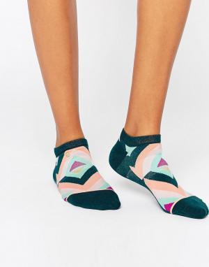 Stance Низкие носки Bonny. Цвет: мульти