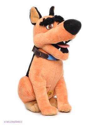 Мягкая игрушка Собака Казбек Мульти-пульти. Цвет: рыжий, черный
