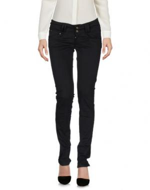 Повседневные брюки PHARD. Цвет: черный