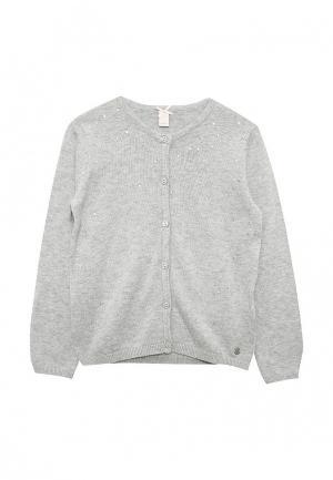 Кардиган Esprit. Цвет: серый