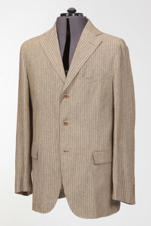Костюм: пиджак, брюки Pal Zileri. Цвет: светло-коричневый, бежевый