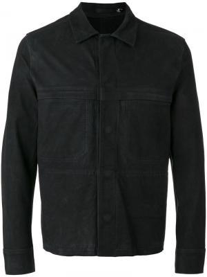 Buttoned jacket Blk Dnm. Цвет: чёрный