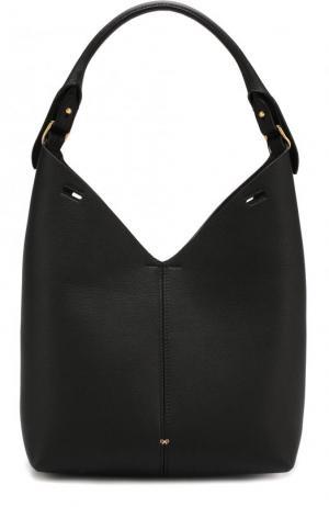 Сумка Small Build a Bag Anya Hindmarch. Цвет: черный