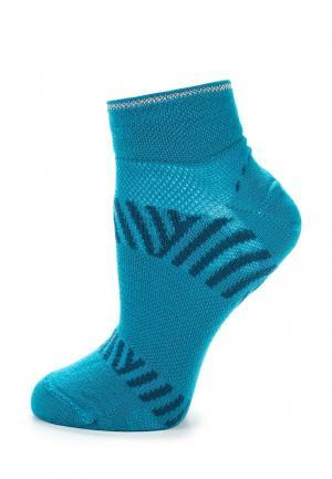 Носки adidas. Цвет: синий