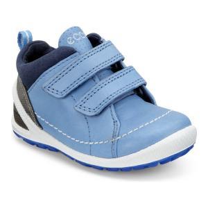 Ботинки ECCO. Цвет: голубой