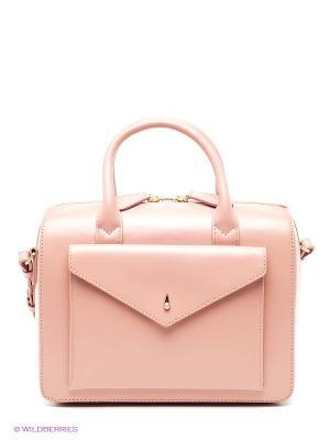 Сумка дамская Radley. Цвет: розовый