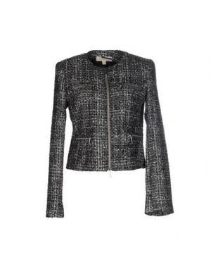 Пиджак MICHAEL KORS. Цвет: стальной серый