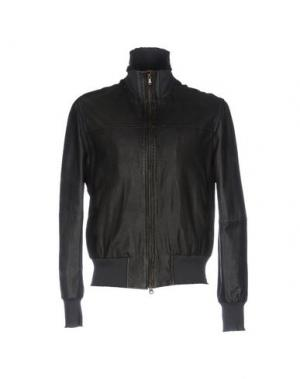 Куртка D'AMICO. Цвет: темно-зеленый