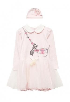 Комплект Sonia Kids. Цвет: розовый