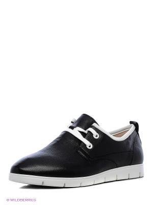 Ботинки Caprice. Цвет: черный, белый
