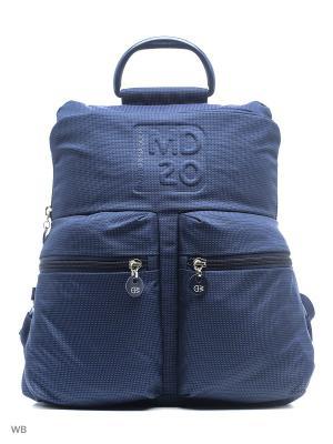 Рюкзак MANDARINA DUCK. Цвет: синий