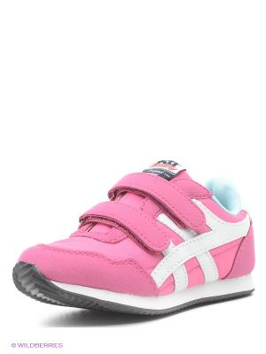 Кроссовки XTI. Цвет: розовый