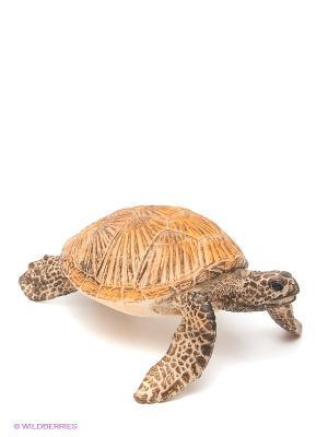 Морская Черепаха SCHLEICH. Цвет: хаки