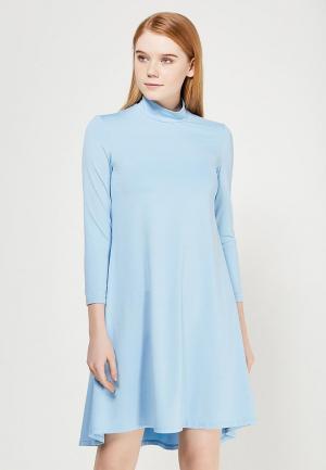 Платье Ruxara. Цвет: голубой