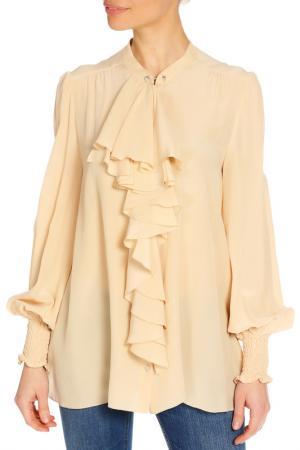 Рубашка Dondup. Цвет: светло-розовый
