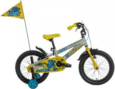 Велосипед детский для мальчиков  Robot 16 Stern