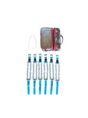 Антипробуксовочное приспособление Антей. Цвет: синий