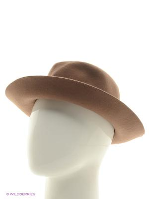Шляпа Totti. Цвет: темно-бежевый