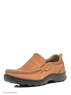 Ботинки ANDRE KLEMA. Цвет: светло-коричневый