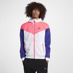 Мужская куртка  Sportswear Windrunner Nike. Цвет: белый