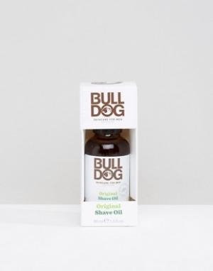 Bulldog Масло для бритья Original 30 мл. Цвет: мульти