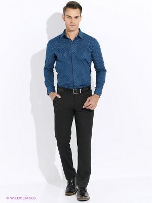 Рубашка Club21. Цвет: серо-зеленый