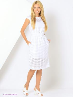 Платье White Katya Erokhina