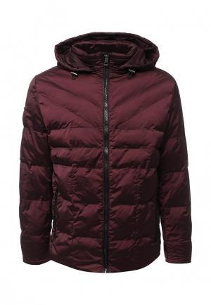 Куртка утепленная ROLF KASSEL. Цвет: бордовый