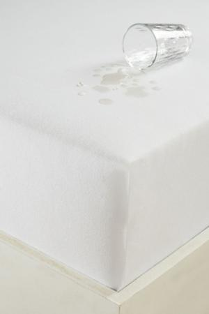 Double Bed Protector Eponj home. Цвет: white