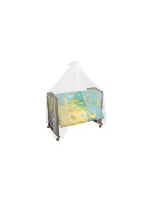 Комплект Сыроежкины сны 6 предметов Тайна снов. Цвет: голубой