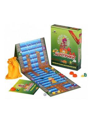 Настольная игра  Шустрики БИПЛАНТ.. Цвет: зеленый