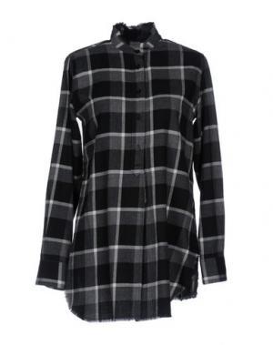 Pубашка BLACK ORCHID. Цвет: свинцово-серый