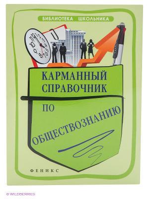 Карманный справочник по обществознанию. Феникс. Цвет: белый