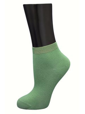 Носки ГРАНД. Цвет: зеленый