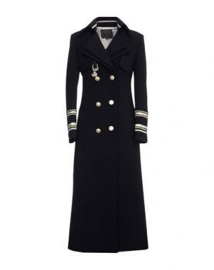 Легкое пальто EUREKA. Цвет: черный