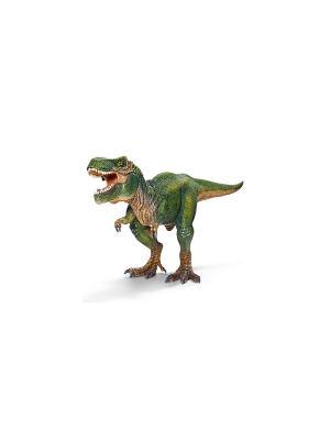 Тиранозавр Рекс SCHLEICH. Цвет: зеленый