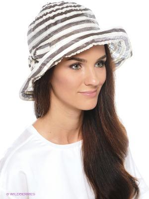 Шляпа SEEBERGER. Цвет: темно-синий, белый