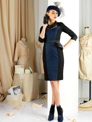 Платье Tasha Martens. Цвет: синий