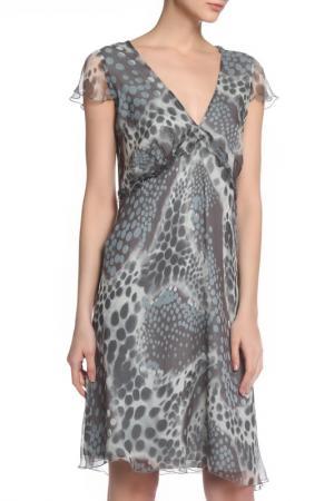 Платье Cinzia Rocca. Цвет: серый