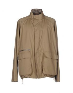 Куртка AQUASCUTUM. Цвет: бежевый