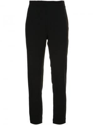 Укороченные брюки Brandon Maxwell. Цвет: чёрный
