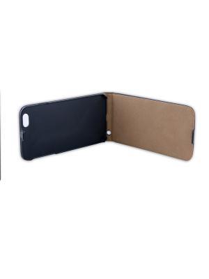 Чехол-флип для iPhone6 5,5, черный Belsis. Цвет: черный
