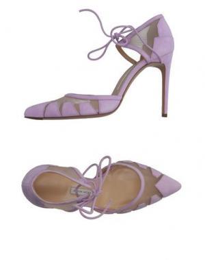 Туфли BIONDA CASTANA. Цвет: сиреневый