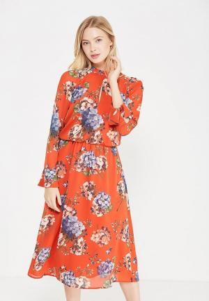 Платье Vittoria Vicci. Цвет: оранжевый