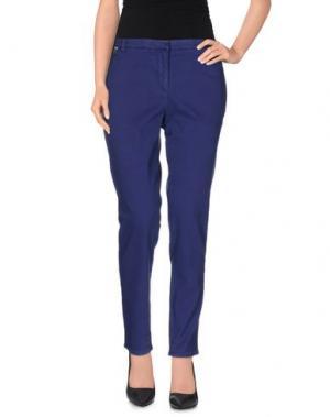 Повседневные брюки HARMONT&BLAINE. Цвет: синий