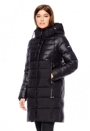 Куртка утепленная Alyaska. Цвет: синий