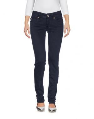 Джинсовые брюки NOLITA DE NIMES. Цвет: темно-синий